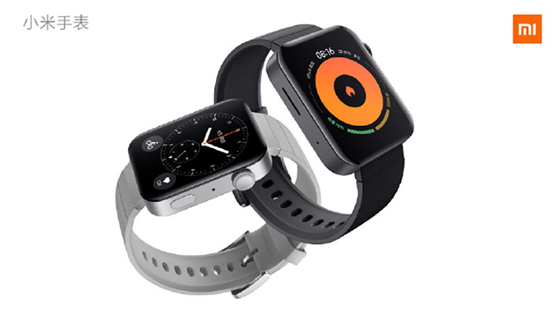 Render của Xiaomi Mi Watch