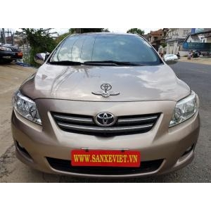 Toyota Corolla altis