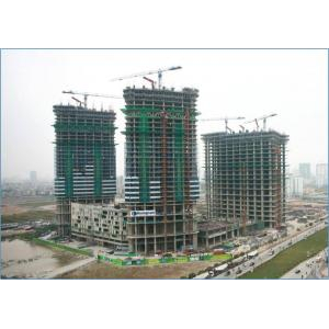 - Flat-top tower crane, High quality tower crane, high efficiency tower crane