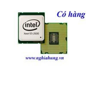 CPU Intel® Xeon® Processor E5-2620 (15M Cache, 2.00 GHz, 7.20 GT/s)