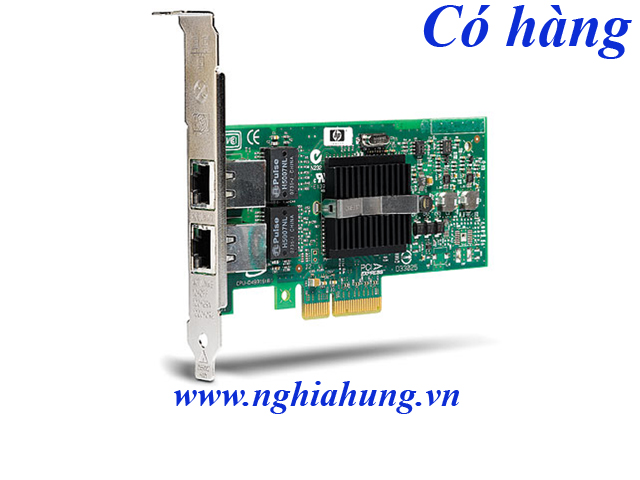 Card Mạng HP NC360T Dual Port PCI-e Gigabit Network