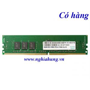 Ram Server HP 8GB PC4-17000 DDR4-2133 ECC/ REG