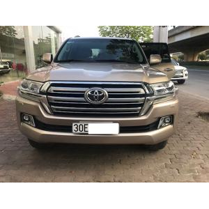 Toyota Land Cruiser Vx 2016