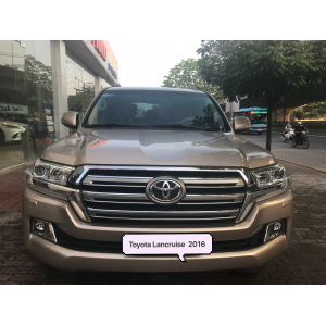 Toyota Land Cruiser Vx 4.6 2016