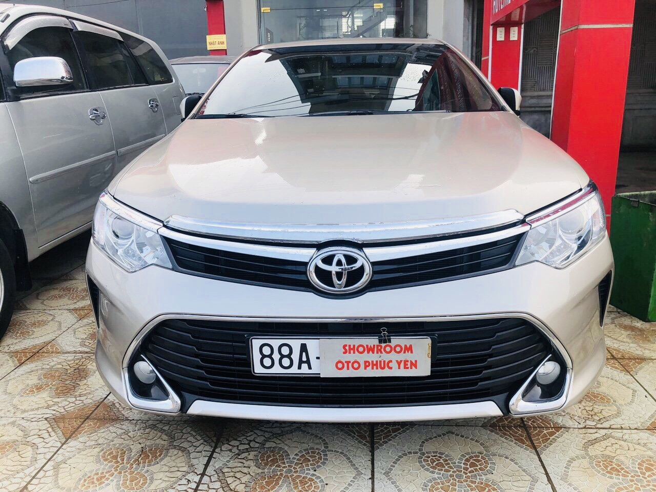 Toyota Camry A 2016
