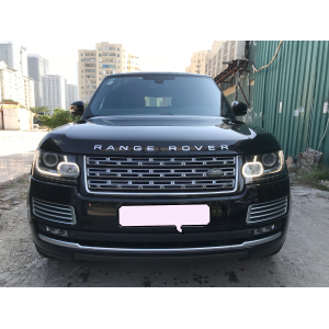 Land Rover Range Rover Autobiography Lwb Black Edition 2016