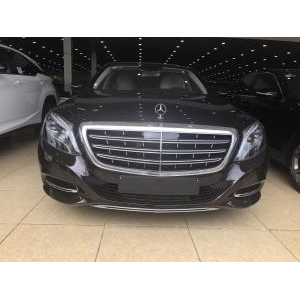 Mercedes Benz S Class 600 Maybach 2016