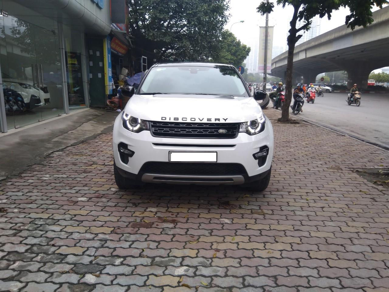 Land Rover Discovery Sport Hse Luxury 2015