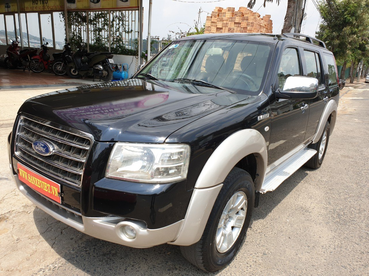 Ford Everest 2.5MT 2009
