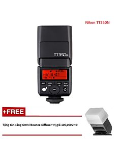 Flash godox tt350 cho nikon