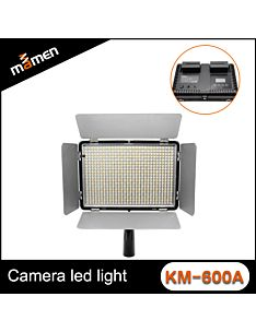đèn led video mamen km-600a