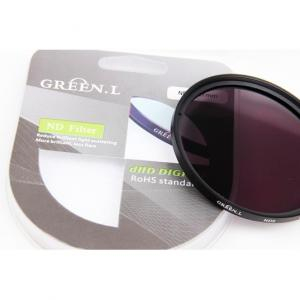 Kính lọc FILTER GREEN.L ND8 SIZE 52-58-67-77MM FR30 FR31 FR32 FR33