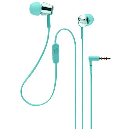 Tai nghe Sony MDR-EX150AP In-ear Headphones (Xanh Ngọc)
