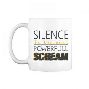 "Cốc chữ C 0.3L "" Silence is the most Powerfull scream "" - 9164761 ,  ,  , 79000 , Coc-chu-C-0.3L-quot-Silence-is-the-most-Powerfull-scream-quot-79000 , shop.vnexpress.net , Cốc chữ C 0.3L "" Silence is the most Powerfull scream """