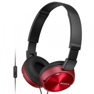 Tai nghe Sony MDR-ZX310AP Over-head headphones (Đỏ)