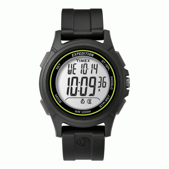 Đồng hồ Unisex Timex Expedition Baseline 41mm - TW4B12100