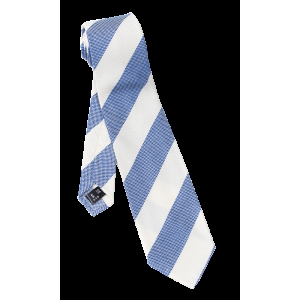 Cà vạt nam Blue & White Stripes Tie