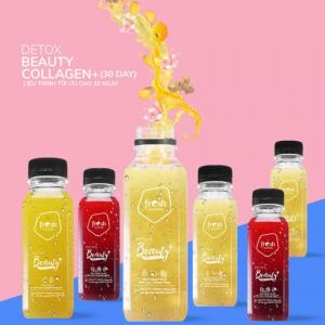 Detox Beauty Collagen+: Set 30 ngày