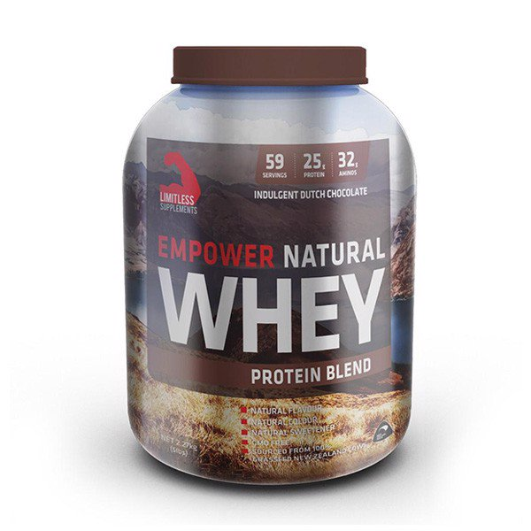 Sữa Tăng Cơ Empower Natural Whey Protein Blend 2.27kg - 4357589 , 1019191836 , 363_1019191836 , 2000000 , Sua-Tang-Co-Empower-Natural-Whey-Protein-Blend-2.27kg-363_1019191836 , ifitness.vn , Sữa Tăng Cơ Empower Natural Whey Protein Blend 2.27kg