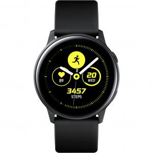 SAMSUNG GALAXY WATCH ACTIVE SM-R500 ĐEN - 3637830 , 83421 , 61_83421 , 5490000 , SAMSUNG-GALAXY-WATCH-ACTIVE-SM-R500-DEN-61_83421 , nguyenkim.com , SAMSUNG GALAXY WATCH ACTIVE SM-R500 ĐEN