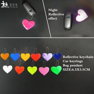 Cute Heart shape Reflective keychain bag pendant student school bag accessories soft PVC reflector keyrings for visible safety - 10117998 , 902114101 , 356_902114101 , 0.29 , Cute-Heart-shape-Reflective-keychain-bag-pendant-student-school-bag-accessories-soft-PVC-reflector-keyrings-for-visible-safety-356_902114101 , aliexpress.com , Cute Heart shape Reflective keychain bag pen