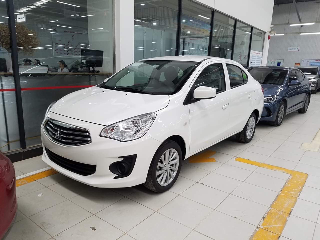 Mitsubishi Attrage