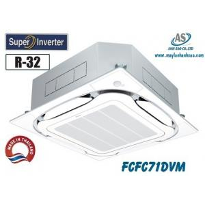 - May lanh am tran daikin, dieu hoa am tran, may lanh FCFC71DVM, may lanh am tran fcfc, may lanh am tran inverter, may lanh am tran 1 chieu, may lanh daikin R32, may lanh am tran 3hp, may lanh am tran 24000btu, thi cong lap dat may lanh,