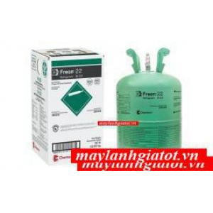 - Bán gas lạnh Chemours Freon R22