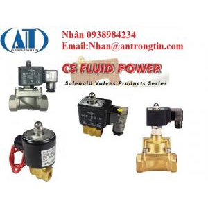 Van áp suất CS Fluid Power