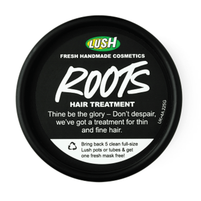 Kem phục hồi tóc Lush Roots Hair Treatment