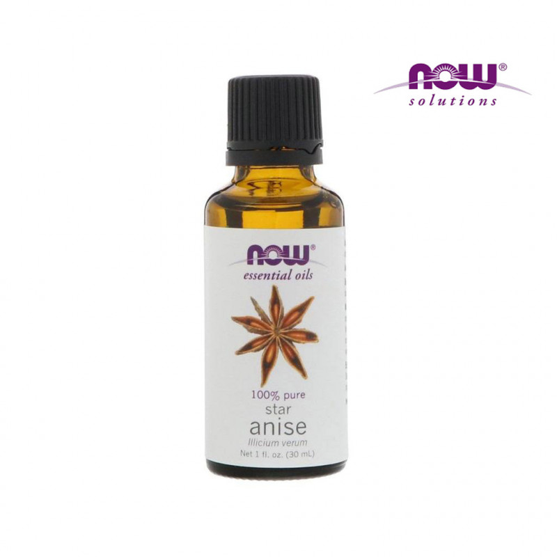 Tinh dầu Now Star Anise Oil
