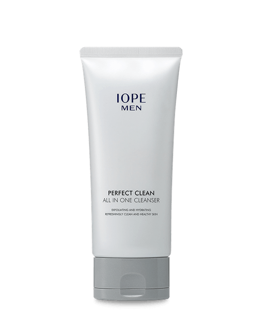 Sữa rửa mặt IOPE Men Perfect Clean All in One Cleanser