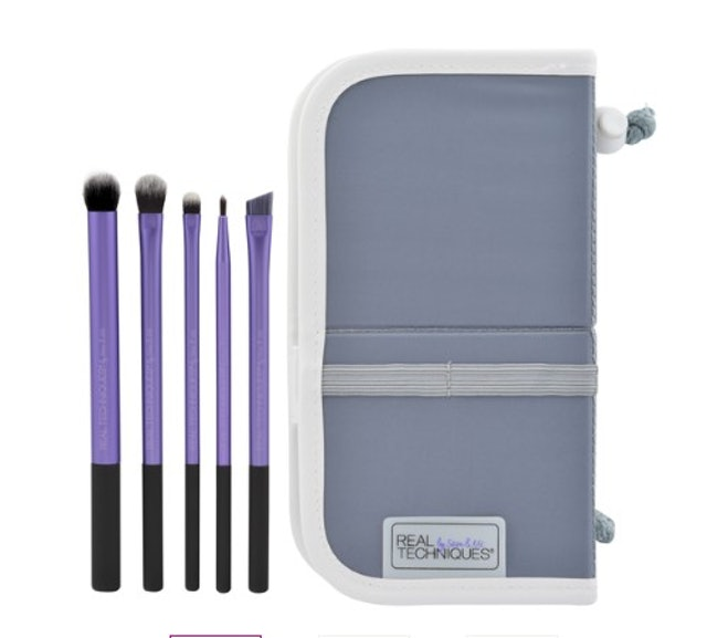 Cọ trang điểm Real Techniques Eyes Brush Starter Set