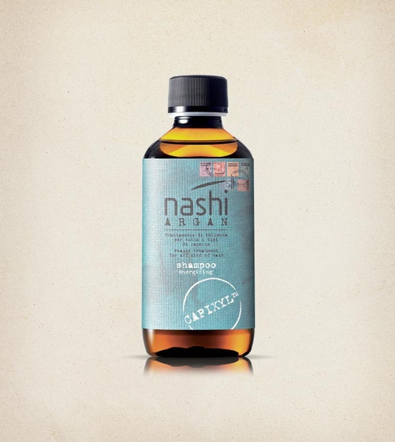 Dầu gội Nashi Energizing Shampoo Treatment for Sensitive Skins