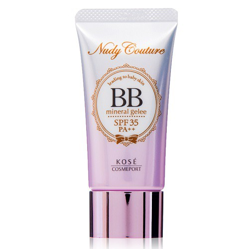 Kem nền Kose Nudy Couture BB Minera Gelee SPF 35/ PA ++